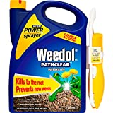 Weedol Pathclear Weedkiller Power Sprayer Spray (Ready to Use), 5 L