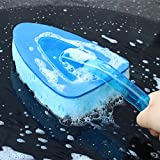iTimo Car Wash Brush Long Handle Triangle Sponge Car Body Care Cleaning Tool Automobiles Window Cleaner Washable Auto Care