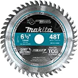 Makita 56801 Specialized Saw Blade – 48 Teeth, Silver, 165 x 20 mm –